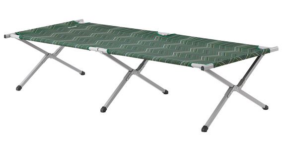 Outwell Laguna Hills L Folding Bed Green